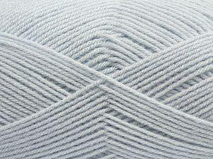 Fiber Content 100% Acrylic, Light Blue, Brand Ice Yarns, fnt2-70079