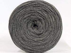 Make handbags,rugs,basket and cushion covers with this genius new-fashion yarn!<p>Since the yarn is made by upcycling fabrics, and because of the nature of the yarn; take the following notes into consideration. </p><ul><li>Fiber content information may vary. Information given about fiber content is approximate. </li><li>The yardage and weight information of the yarn is approximate. </li></ul> Fiber Content 95% Cotton, 5% Elastan, Brand Ice Yarns, Grey, fnt2-70287