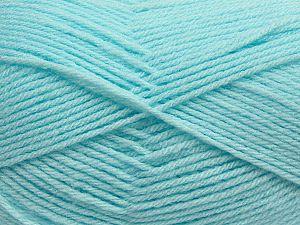 Fiber Content 100% Acrylic, Light Turquoise, Brand Ice Yarns, fnt2-70341