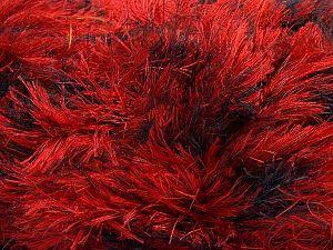 Fiber Content 100% Polyamide, Red, Brand Ice Yarns, Dark Navy, fnt2-71071