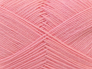 Fiber Content 60% Merino Wool, 40% Acrylic, Light Pink, Brand ICE, Yarn Thickness 2 Fine  Sport, Baby, fnt2-21103