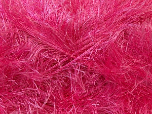 Fiber Content 100% Polyester, Brand ICE, Candy Pink, Yarn Thickness 5 Bulky  Chunky, Craft, Rug, fnt2-22722