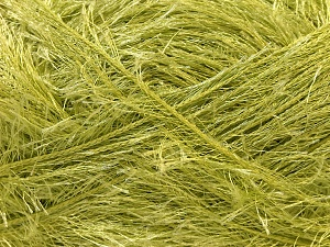 Fiber Content 100% Polyester, Brand ICE, Green, Yarn Thickness 5 Bulky  Chunky, Craft, Rug, fnt2-22738