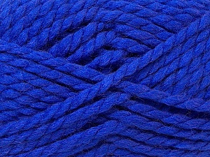 SuperBulky  Fiber Content 55% Acrylic, 45% Wool, Purple, Brand ICE, Yarn Thickness 6 SuperBulky  Bulky, Roving, fnt2-24942