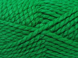 SuperBulky  Fiber Content 55% Acrylic, 45% Wool, Brand Ice Yarns, Green, Yarn Thickness 6 SuperBulky  Bulky, Roving, fnt2-24945