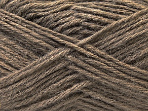 Fiber Content 70% Dralon, 30% Alpaca, Brand ICE, Camel, Yarn Thickness 4 Medium  Worsted, Afghan, Aran, fnt2-25663