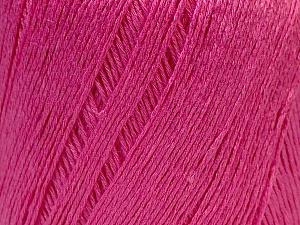 Fiber Content 50% Viscose, 50% Linen, Pink, Brand Ice Yarns, Yarn Thickness 2 Fine  Sport, Baby, fnt2-27263