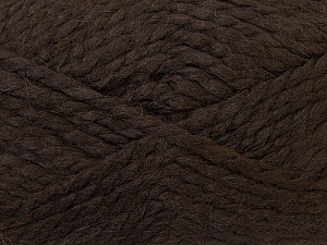 SuperBulky  Fiber Content 60% Acrylic, 30% Alpaca, 10% Wool, Brand ICE, Brown, Yarn Thickness 6 SuperBulky  Bulky, Roving, fnt2-30830