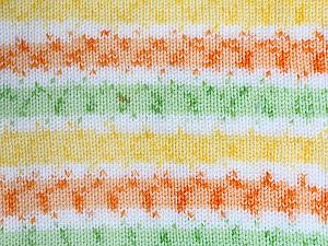 Fiber Content 100% Acrylic, Yellow, White, Orange, Brand ICE, Green, Yarn Thickness 2 Fine  Sport, Baby, fnt2-33695