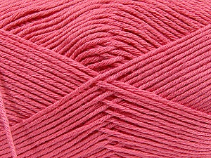 Fiber Content 100% Antibacterial Dralon, Rose Pink, Brand ICE, Yarn Thickness 2 Fine  Sport, Baby, fnt2-35238