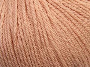 Fiber Content 100% Wool, Light Rose Brown, Brand ICE, Yarn Thickness 4 Medium  Worsted, Afghan, Aran, fnt2-37998