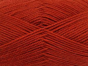 Fiber Content 100% Virgin Wool, Brand ICE, Copper, Yarn Thickness 3 Light  DK, Light, Worsted, fnt2-42308