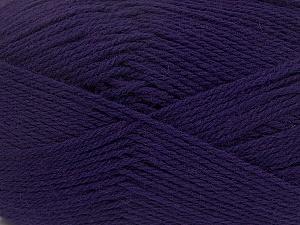 Fiber Content 100% Virgin Wool, Purple, Brand ICE, Yarn Thickness 3 Light  DK, Light, Worsted, fnt2-42311