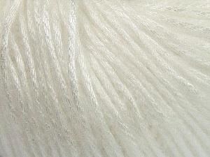 Fiber Content 50% Polyamide, 50% Acrylic, White, Brand ICE, Yarn Thickness 4 Medium  Worsted, Afghan, Aran, fnt2-42742