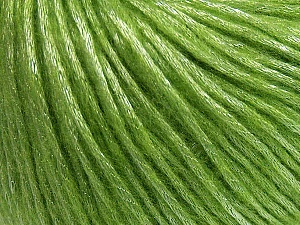 Fiber Content 50% Polyamide, 50% Acrylic, Brand ICE, Green, Yarn Thickness 4 Medium  Worsted, Afghan, Aran, fnt2-42745