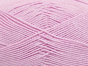 Fiber Content 50% Bamboo, 50% Viscose, Light Pink, Brand ICE, Yarn Thickness 2 Fine  Sport, Baby, fnt2-43039