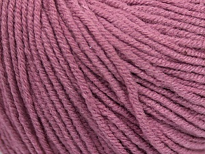 Fiber Content 50% Cotton, 50% Acrylic, Orchid, Brand ICE, Yarn Thickness 3 Light  DK, Light, Worsted, fnt2-43071