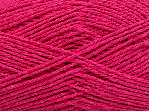 Fiber Content 100% Cotton, Pink, Brand ICE, Yarn Thickness 3 Light  DK, Light, Worsted, fnt2-44321