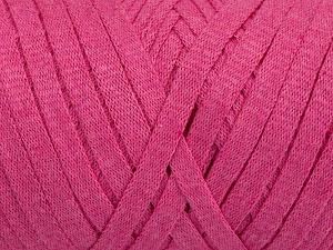 Fiberinnehåll 100% Recycled Cotton, Pink, Brand Ice Yarns, Yarn Thickness 6 SuperBulky  Bulky, Roving, fnt2-44910