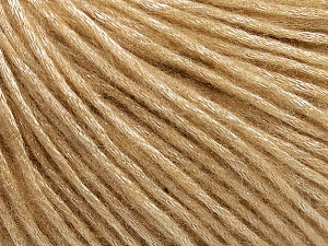 Fiber Content 50% Acrylic, 50% Polyamide, Brand ICE, Cafe Latte, Yarn Thickness 4 Medium  Worsted, Afghan, Aran, fnt2-45551