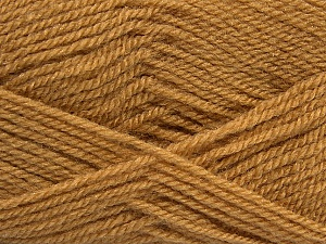 Fiber Content 100% Premium Acrylic, Brand ICE, Cafe Latte, Yarn Thickness 3 Light  DK, Light, Worsted, fnt2-46505