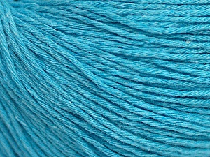 Fiber Content 100% Cotton, Light Blue, Brand ICE, Yarn Thickness 1 SuperFine  Sock, Fingering, Baby, fnt2-48710