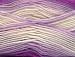 Baby Wool Design White Purple Lilac