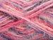 Cyclamen Pink Shades Lilac Black