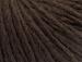 Wool Cord Aran Coffee Brown
