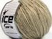 Wool Cord Aran Beige