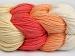 Art Color Cotton White Salmon Light Salmon Cream