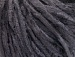 Chenille Light Anthracite Black