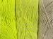 Ombre Neon Yellow Ecru