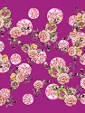 Fiber content: 100% Polyester. Size: 100cm x 100cm (40&ampx40&amp) Purple, Brand Ice Yarns, Gold, Fuchsia, acs-1091