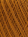 Ne: 10/3 Nm: 17/3 Fiber Content 100% Mercerised Cotton, Brand ICE, Caramel, Yarn Thickness 1 SuperFine  Sock, Fingering, Baby, fnt2-49535