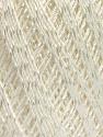 Ne: 10/3 +600d. Viscose. Nm: 17/3 Fiber Content 72% Mercerised Cotton, 28% Viscose, White, Brand ICE, Yarn Thickness 1 SuperFine  Sock, Fingering, Baby, fnt2-49858