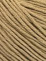 Fiber Content 60% Bamboo, 40% Cotton, Light Camel, Brand ICE, Yarn Thickness 3 Light  DK, Light, Worsted, fnt2-50536