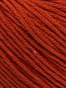 Fiber Content 60% Bamboo, 40% Cotton, Terra Cotta, Brand ICE, Yarn Thickness 3 Light  DK, Light, Worsted, fnt2-50537