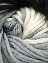 Fiber Content 100% Acrylic, White, Brand Ice Yarns, Grey, Black, Yarn Thickness 5 Bulky  Chunky, Craft, Rug, fnt2-50838