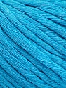 Fiber Content 100% Cotton, Turquoise, Brand ICE, Yarn Thickness 5 Bulky  Chunky, Craft, Rug, fnt2-50895