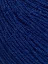 Contenido de fibra 60% Algodón, 40% Acrílico, Navy, Brand Ice Yarns, Yarn Thickness 2 Fine  Sport, Baby, fnt2-51233