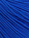 Contenido de fibra 60% Algodón, 40% Acrílico, Brand Ice Yarns, Dark Blue, Yarn Thickness 2 Fine  Sport, Baby, fnt2-51234