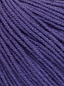 Fiberinnhold 60% Bomull, 40% Akryl, Purple, Brand Ice Yarns, Yarn Thickness 2 Fine  Sport, Baby, fnt2-51240