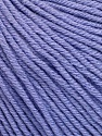 Fiberinnhold 60% Bomull, 40% Akryl, Lilac, Brand Ice Yarns, Yarn Thickness 2 Fine  Sport, Baby, fnt2-51241