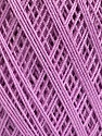 Ne: 10/3 Nm: 17/3 Fiber Content 100% Mercerised Cotton, Lilac, Brand ICE, Yarn Thickness 1 SuperFine  Sock, Fingering, Baby, fnt2-51249