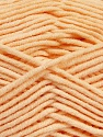 Fiber Content 55% Cotton, 45% Acrylic, Light Salmon, Brand ICE, Yarn Thickness 4 Medium  Worsted, Afghan, Aran, fnt2-51432