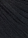 Fiber Content 50% Wool, 50% Acrylic, Brand ICE, Black, Yarn Thickness 4 Medium  Worsted, Afghan, Aran, fnt2-51491