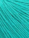 Fiber Content 40% Acrylic, 40% Merino Wool, 20% Polyamide, Mint Green, Brand ICE, Yarn Thickness 2 Fine  Sport, Baby, fnt2-51543