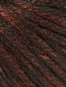 Fiber Content 70% Polyamide, 19% Merino Wool, 11% Acrylic, Brand ICE, Copper, Black, Yarn Thickness 4 Medium  Worsted, Afghan, Aran, fnt2-51548