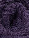 Fiber Content 45% Alpaca, 30% Polyamide, 25% Wool, Purple, Brand ICE, Yarn Thickness 2 Fine  Sport, Baby, fnt2-51597